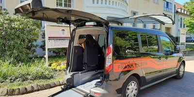 Frank Reisen GbR Busreisen Taxiunternehmen in Königswinter