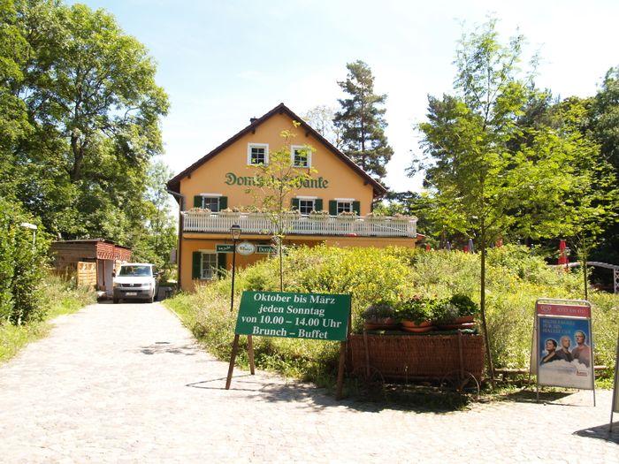 Bilder und Fotos zu Domholzschänke in Schkeuditz, Domholz