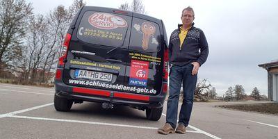Schlüsseldienst Golz in Ellwangen (Jagst)