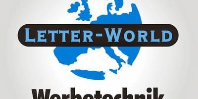 Letter-World Werbetechnik in Pforzheim