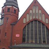 Bahnhof Stralsund Hbf in Stralsund