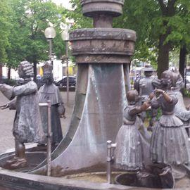 Ständebrunnen in Osnabrück