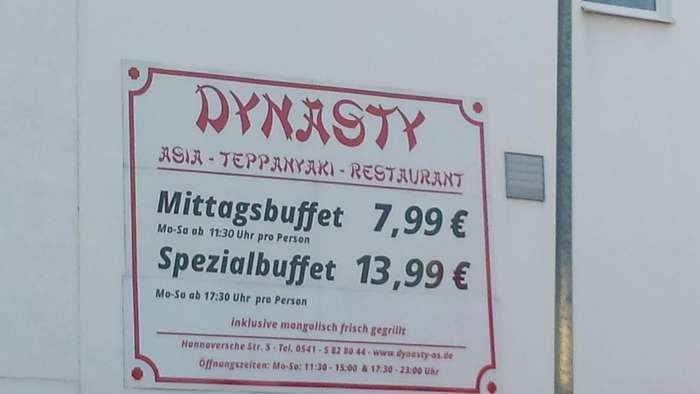 Dynasty Osnabrück