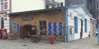 Fischhalle (am OZEANEUM) in Stralsund