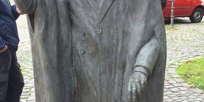 Denkmal Fritz in Melle