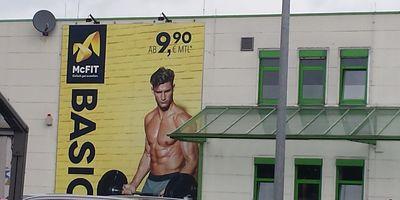 McFIT Fitnessstudio in Osnabrück