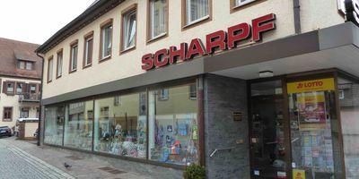 Scharpf Scharpf Buchhandlung Buchhandlung Inh. Martina Dreizehnter in Weil der Stadt