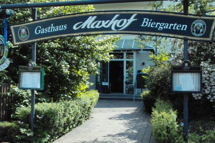 Bilder Und Fotos Zu Gasthaus Maxhof In Munchen Muhlthaler Str