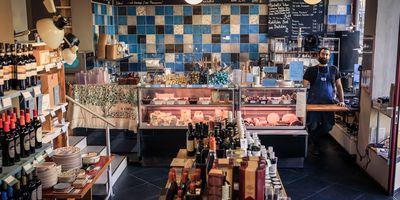 Dipasquale - Italienische Feinkost, Café & Bistro in Leipzig