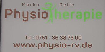 Delic Marko Physiotherapie- und Krankengymnastik in Ravensburg