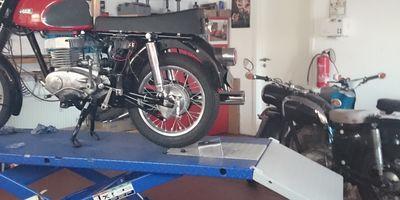 Zweiradtechnik Ralf Hasenkrug Werkstatt für Simson und MZ in Magdeburg