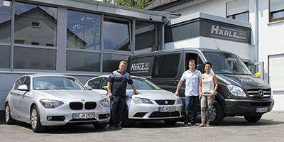 Karosseriebau Härle GmbH in Biberach an der Riß
