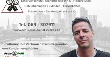 Schlüsseldienst u. Öffnungstechnik Piero Guckes in Frankfurt am Main
