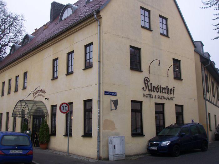Hotel Restaurant Klosterhof 46 Bewertungen Dresden Leubnitz