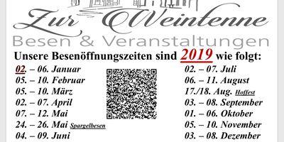 Zur Weintenne Gaststätte in Schwäbisch Hall