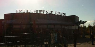 Raststätte Freienhufener Eck/Ost in Meuro Gemeinde Schipkau