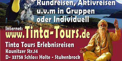 Tinta Tours Erlebnisreisen in Schloss Holte Stadt Schloß Holte-Stukenbrock