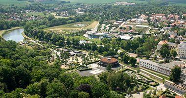 Der O-Schatz-Park in Oschatz