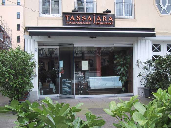 tassajara vegetarisches restaurant 2 bewertungen hamburg eppendorf eppendorfer landstr. Black Bedroom Furniture Sets. Home Design Ideas