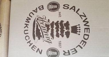 Baumkuchenbäckerei O. Hennig Inh. Bettina Eckmann in Salzwedel