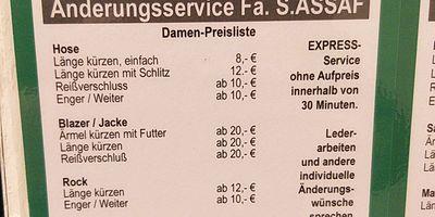 Assaf Safuat in Krefeld