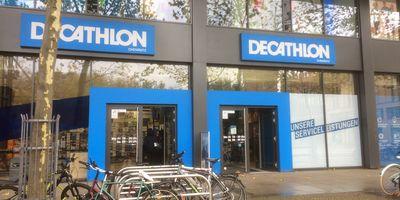 DECATHLON Sportgeschäft in Chemnitz in Sachsen