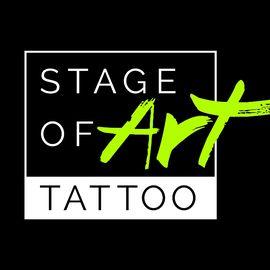 Stage of Art Tattoo in Bielefeld