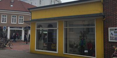 Jack Wolfskin Store in Norderney