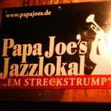 Streckstrump Papa Joe in Köln