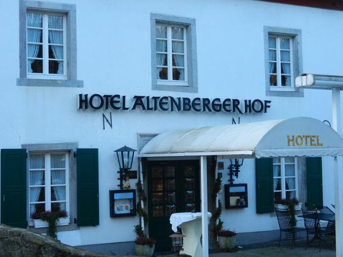 Hotel Altenberger Hof Odenthal