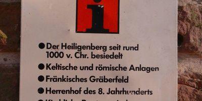 Klosterruine St. Michael in Heidelberg