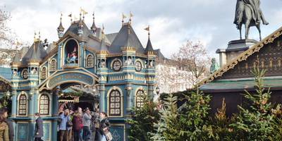 Heimat der Heinzel - Weihnachtsmarkt Kölner Altstadt in Altstadt Stadt Köln