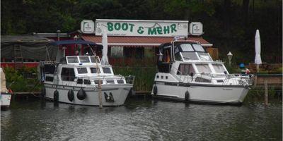 Boot & Mehr in Kleinzerlang Stadt Rheinsberg