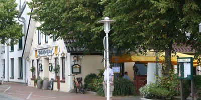 Restaurant zur Erholung in Büsum