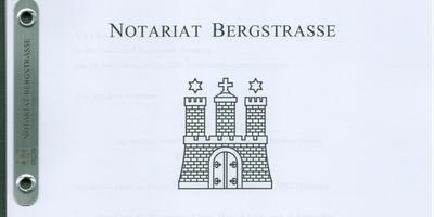 Notariat Bergstrasse Dres. Pfeifer, Bräutigam, Wolters, Beil und Diehn in Hamburg