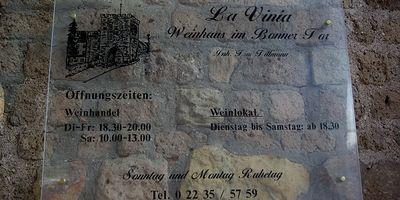 Weinhaus im Bonner Tor in Lechenich Stadt Erftstadt