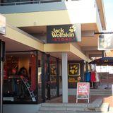 Jack Wolfskin Store in Grömitz