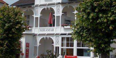 Haus Miramar in Ostseebad Sellin