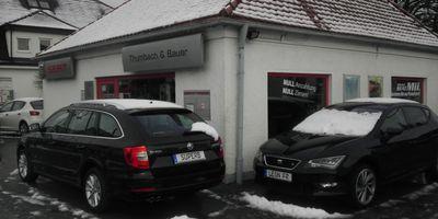 Thumbach und Bauer, Autohaus in Eichenau bei München