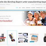 Biershop Bayern in Rosenheim in Oberbayern
