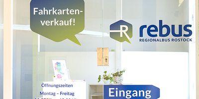 rebus Regionalbus Rostock GmbH in Güstrow