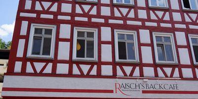 Raisch's Backcafé Verkaufsstelle der Bäckerei Raisch in Calw