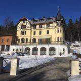 Altes Kurhaus Lückendorf in Kurort Oybin