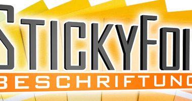StickyFoil Beschriftungen in Herzogenrath