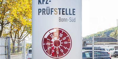 KÜS KFZ-Prüfstelle Bonn-Süd in Bonn