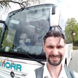 Bild zu Mohr Reisen GmbH Omnibusbetrieb in Ziegelhausen Stadt Heidelberg