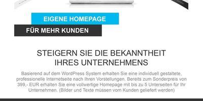 Stefan Oberhuber EDV Service Webdesign in Eching Kreis Freising