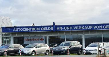 Autozentrum Oelde in Oelde