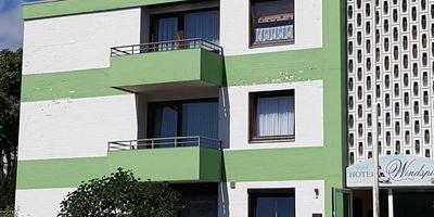 Hotel Windspiel in Grömitz
