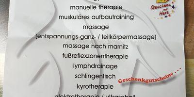 Krankengymnastik- u. Massagepraxis Die Therapeuten L. Hauck u. K. Baraniak Krankengymnastik in Hildesheim